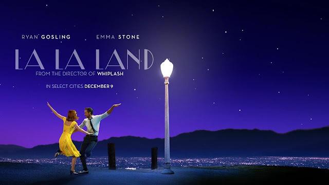 posterul filmului La la Land