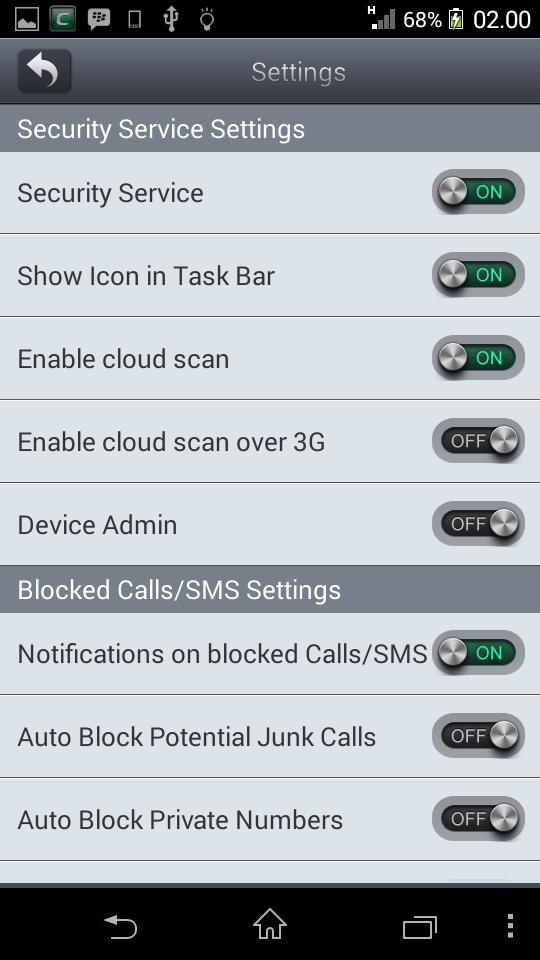 Comodo Security & Antivirus Apk Terbaru