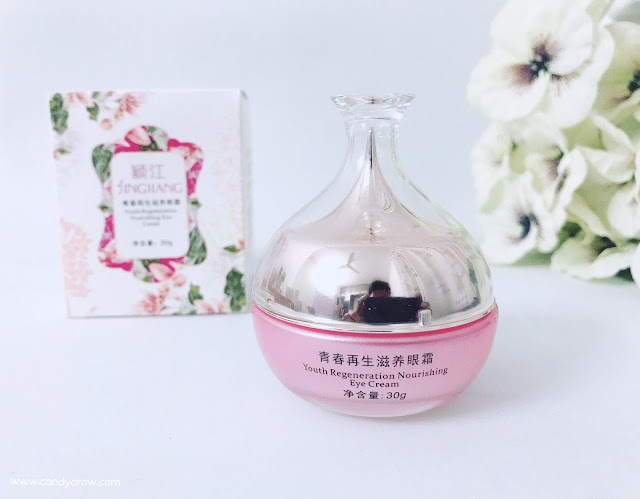 Yingjiang Beauty Products eye cream Review