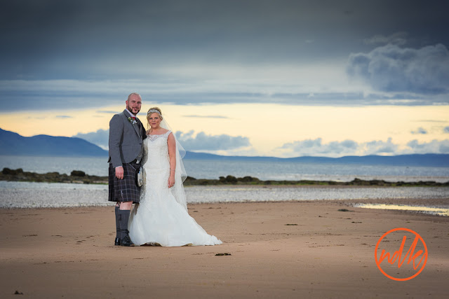 Seamill Hydro Wedding Photography