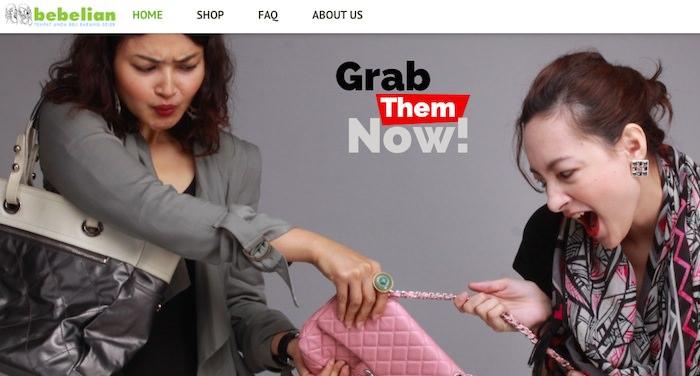 Bebelian, E-Commerce Khusus Menjual Barang Bekas Milik Selebriti