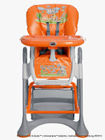 Baby High Chair Camp-Pioni/Brevetta S2300