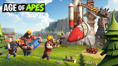 Age of Apes MOD APK + OBB For Android