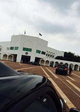 Photos President Buhari Osinbajo Move Into Aso Rock