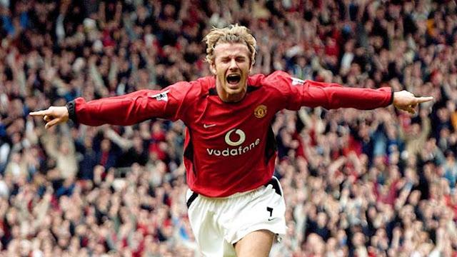 David Beckham & màn ra mắt MU lịch sử: 26 năm vinh danh số 7 huyền thoại 3