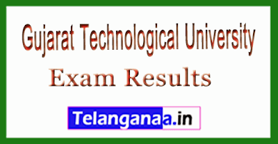Gujarat Technological University BE  Exam Results
