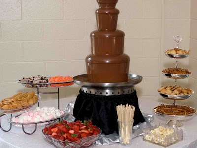 best chocolate for chocolate fountain recipe