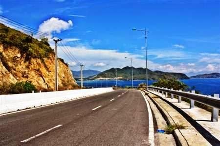 Cung đường đi TP Cam Ranh
