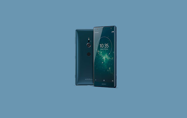 Tutorial Flash ROM Update Pie AOSP Android 9.0 pada Sony Xperia XZ2