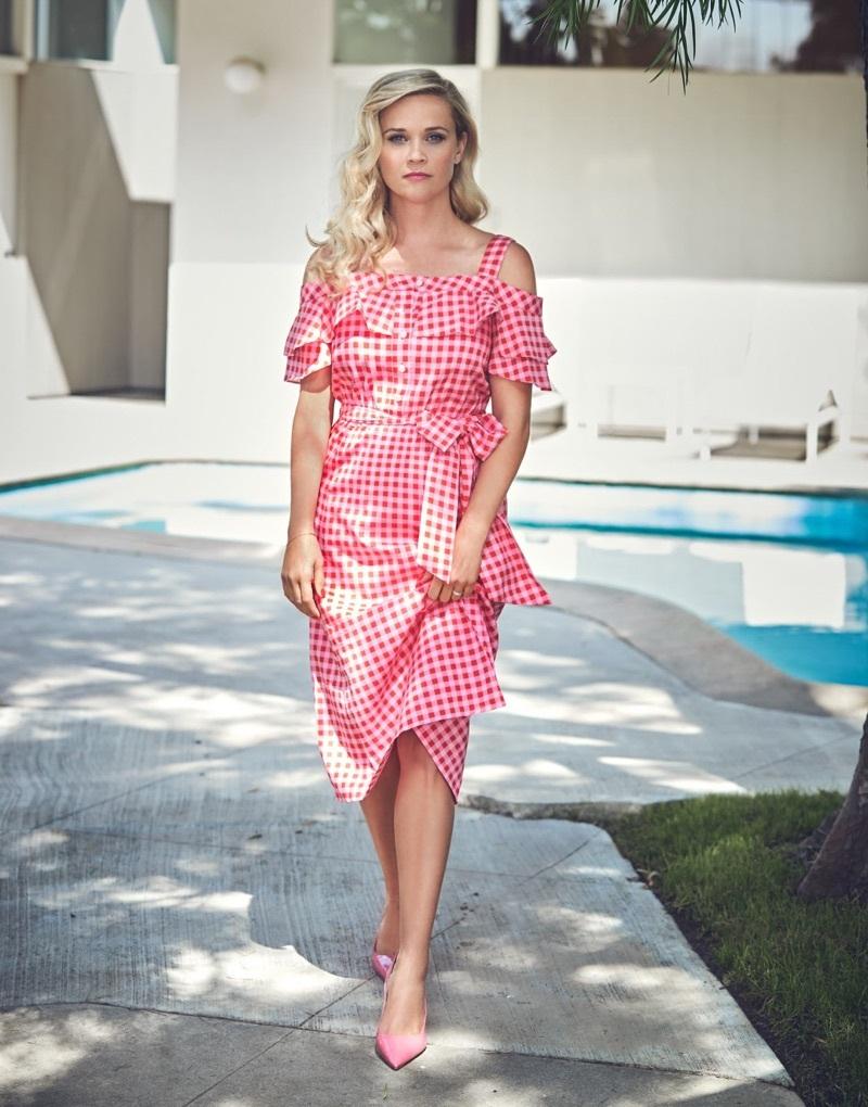 Ultra Tendencias: Reese Witherspoon es protagonista de la portada de ...