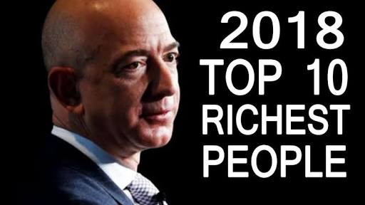 Richest people in the world amebopost