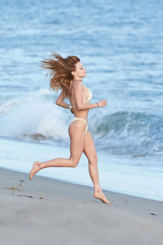 Francesca Eastwood Bikini Pictures
