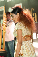 Apoorva Spicy Pics in Cream Deep Neck Choli Ghagra WOW at IIFA Utsavam Awards 2017 107.JPG