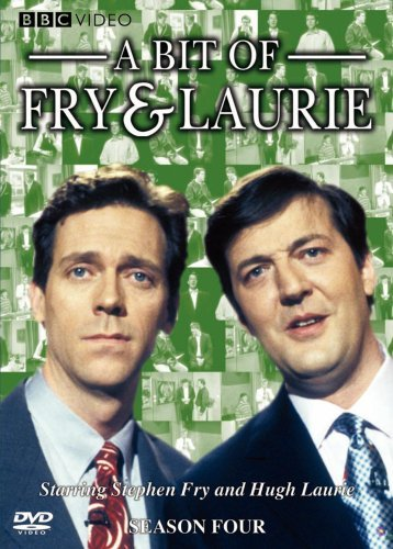 A Bit of Fry and Laurie Season 4 movie