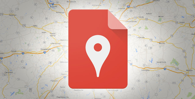 Google Released My Maps App Update with Complete New Design : Download APK