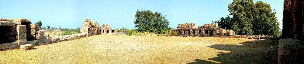 Chausath Yogini Temple, Khajuraho