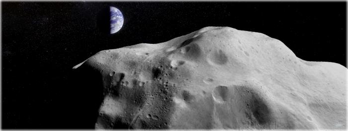 passagem de asteroide potencialmente perigoso em outubro de 2017