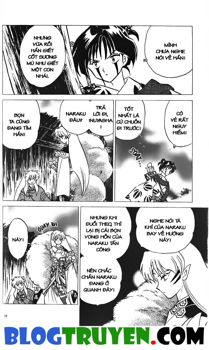 Inuyasha vol 25.2 trang 11