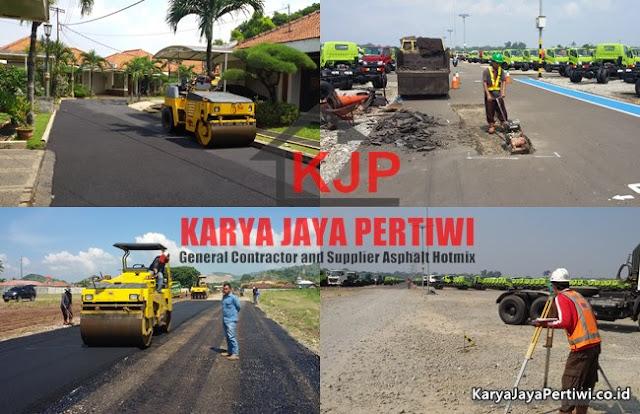 Kontraktor Aspal Bekasi, Jasa Aspal hotmix Bekasi, Jasa Pengaspalan Jalan Bekasi