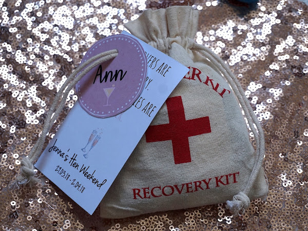 Hen Party Presents | Hangover Kit