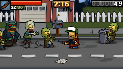 Zombieville USA 2 - 4