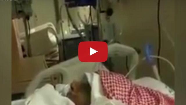 VIDEO: Meski Mengalami Koma, Kakek Ini Kumandangkan Adzan Setiap Awal Waktu Shalat