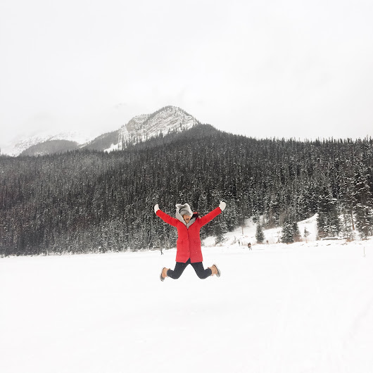 ME, MYSELF AND THE MR: Just the two of us in Banff + Top things to do