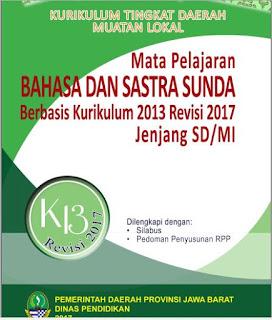 KI KD Bahasa Sunda Kurikulum 2013 Jenjang SD, MI, https://bloggoeroe.blogspot.com/