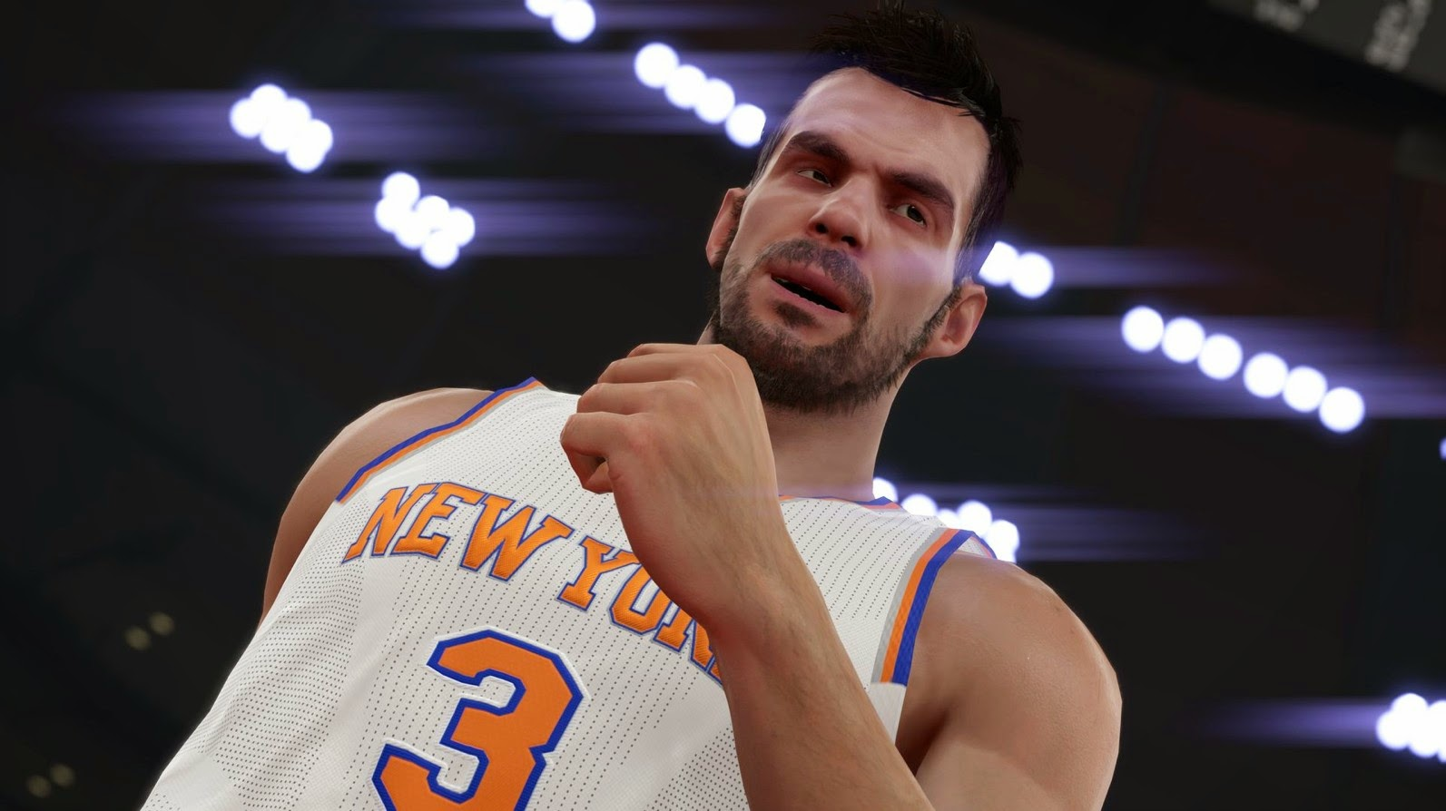 NBA 2K15 Screenshot - Jose Calderon