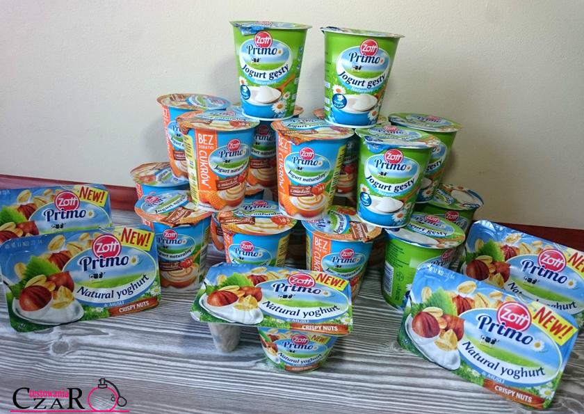 Jogurt naturalny Zott Primo