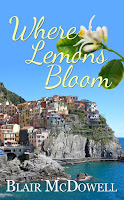 Where Lemons Bloom, a romantic suspense novel