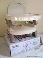 BabyDoes CH-BS7330 Foldable Booster Seat