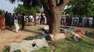 NORTH CAMEROON- SUSPECTED BOKO HARAM EXTREMISTS KILL 16 PEOPLE