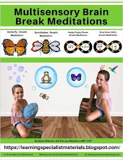 Students Brain Break Meditations