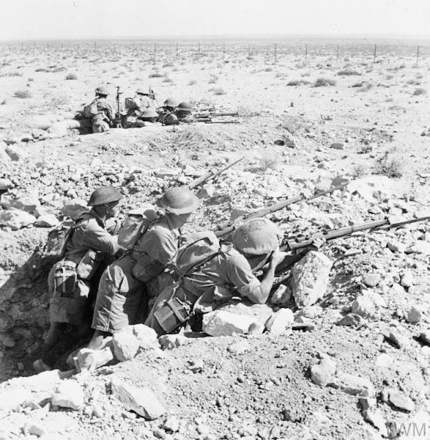 Australian soldiers at Tobruk, 13 August 1941 worldwartwo.filminspector.com