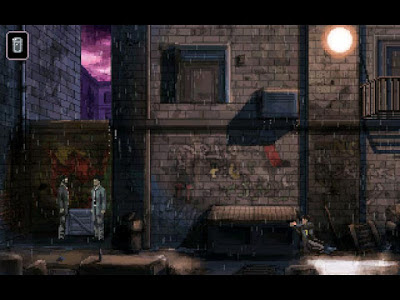 Gemini Rue Game PC Game Free Download
