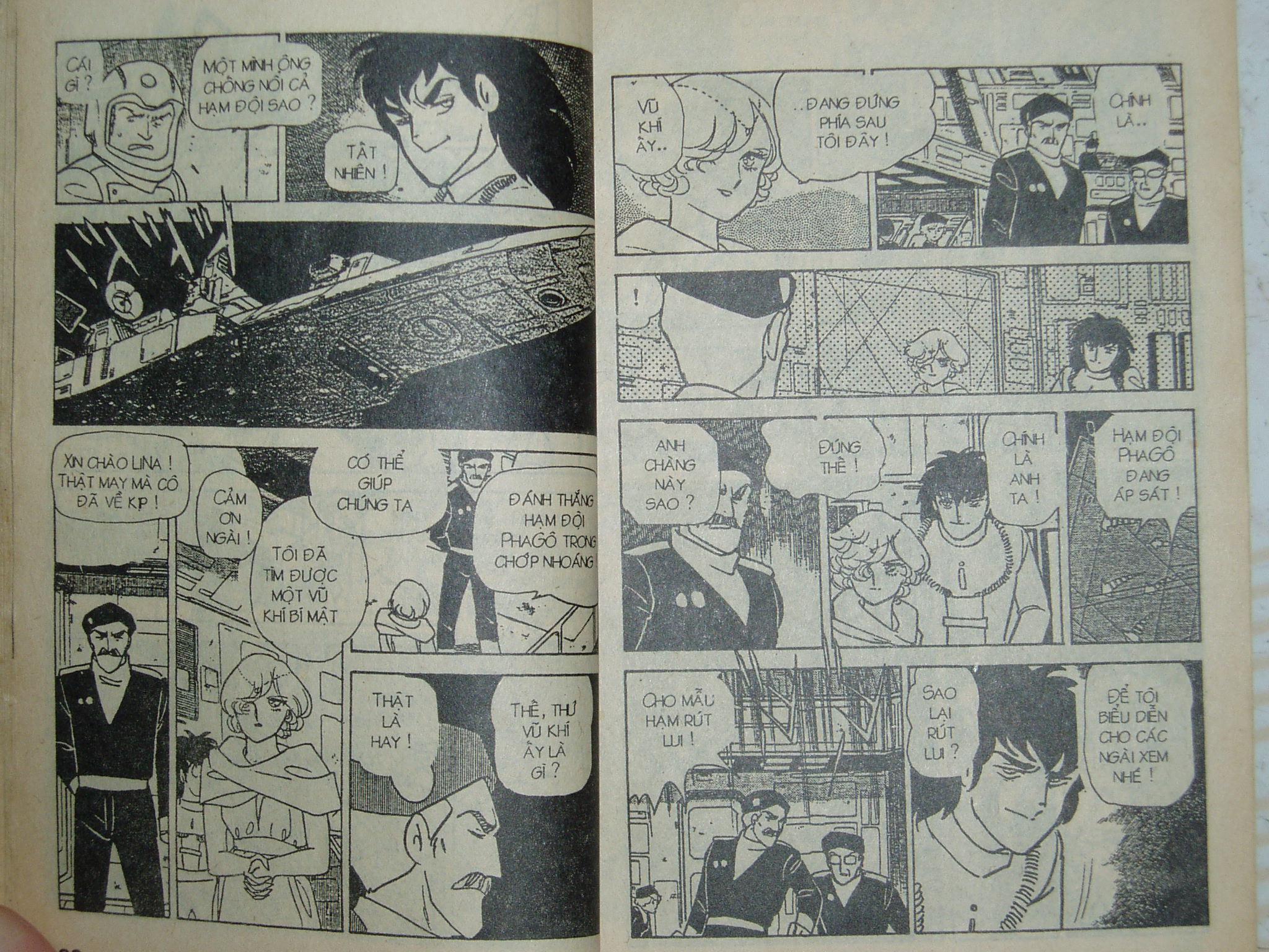 Siêu nhân Locke vol 17 trang 30