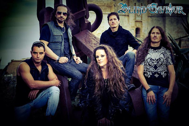 Interview with Blind Saviour, Power Metal Band from Malta, Interview with Blind Saviour Power Metal Band from Malta