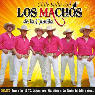 Los Machos de la Cumbia chile baila