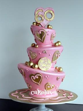 Cakelava A Birthday Cake For A Special Mom