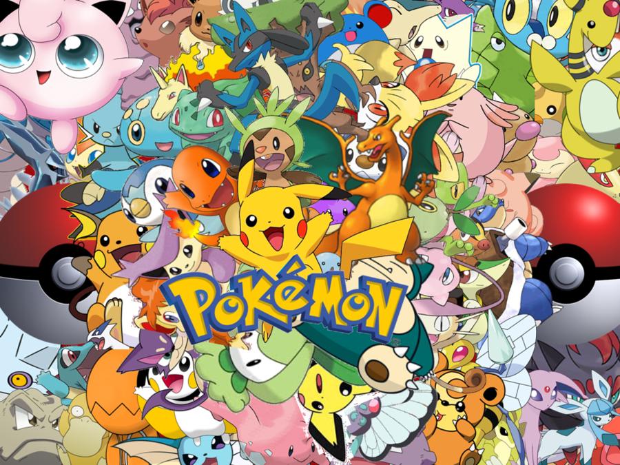 Pokemon Wallpaper Pack No 2 Graphics4alll