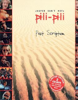 Jasper Van't Hofs Pili-Pili - 2004 - Post Scriptum