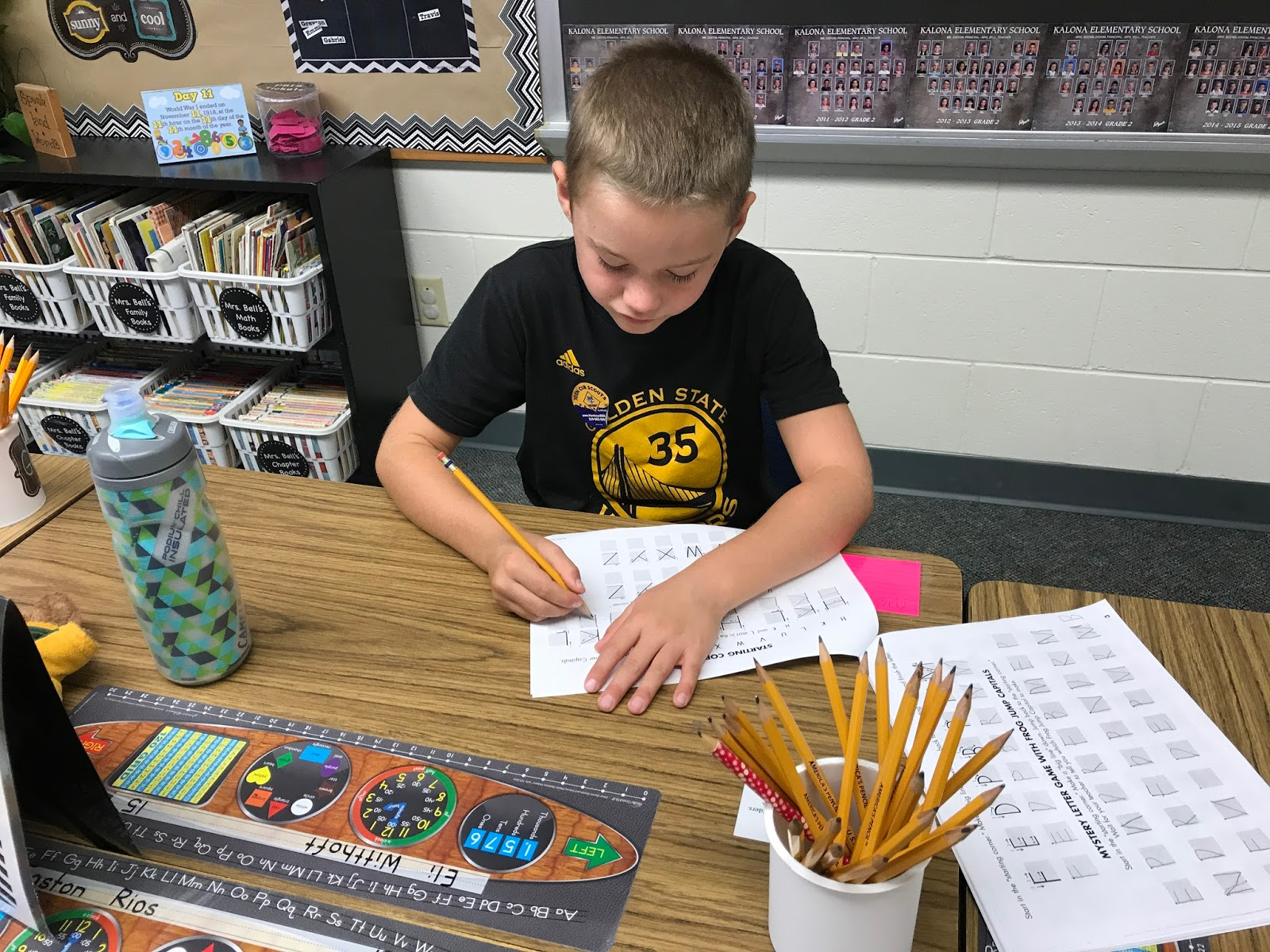 Mrs Bell S 2nd Grade Blog Handwriting Without Tears