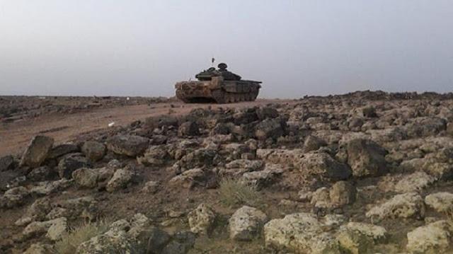 خبير عسكري الجيش السوري يجهض مخططا أمريكيا شرق السويداء.؟