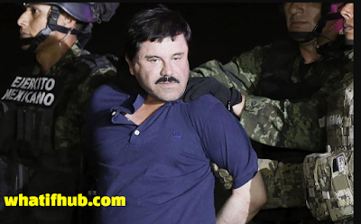 El Chapo's escape from jail was branded the escape of the millennium. He was the most powerful criminal in the world and was being controlled at a prime security prison in Mexico, however, that wasn't enough to stop el Chapo from breaking out. Chapo had friends in high places and military of people serving to his escape.