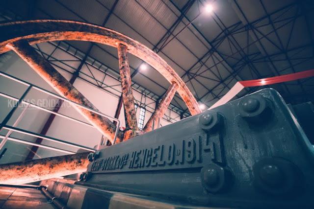 mesin pabrik colomadu