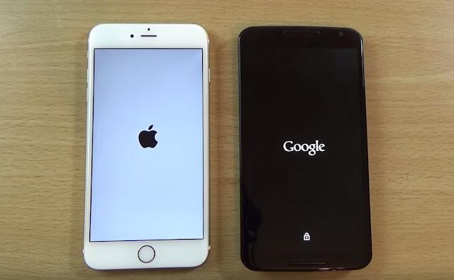 مطور أمريكي يقوم بتشغيل نظام أندرويد على هاتف آيفون