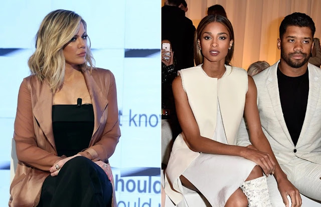 Khloe Kardashian Blast Russell & Ciara over 'No Sex Vow'