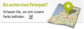 Center Parcs Karte Deutschland