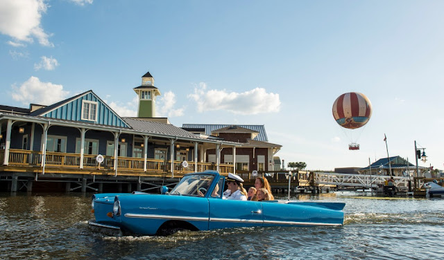 Restaurantes de Disney Springs